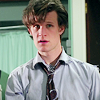 The Eleventh Doctor photo possibly containing a portrait titled 11th Doctor