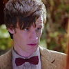 The Eleventh Doctor 照片 probably containing a business suit titled 11th Doctor