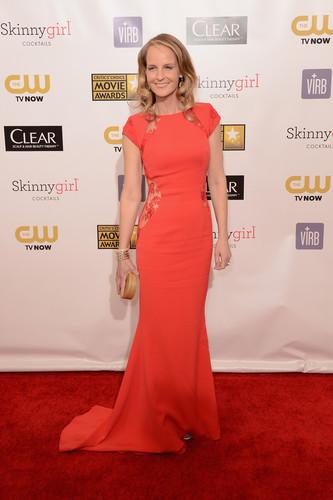 18th Annual Critics' Choice Movie Awards held at Barker Hangar in Santa Monica