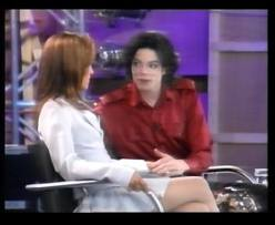 "1995 Interview ""Primetime"" Interview With Journalist, Diane Sawyer"