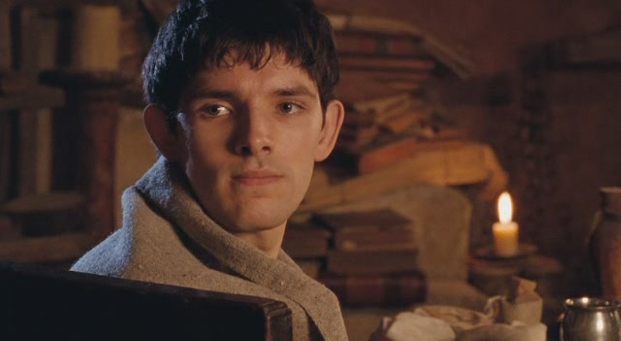 1x04 The Poisoned Chalice Merlin And Arthur Photo