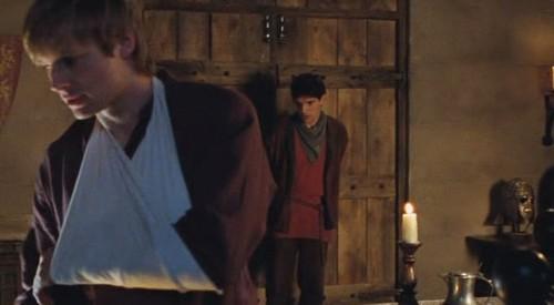1x13- Le Morte d'Arthur