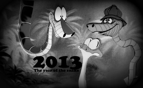 2013 Jahr of the Snake