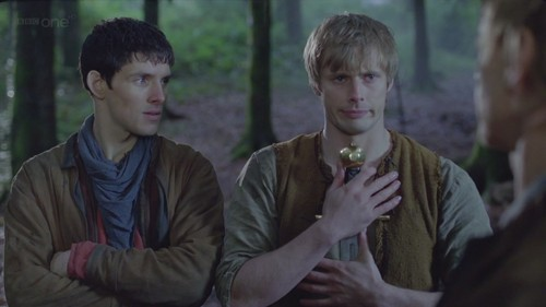 4x12- The Sword in the Stone Part 1