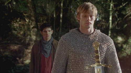 4x13- The Sword in the Stone Part 2