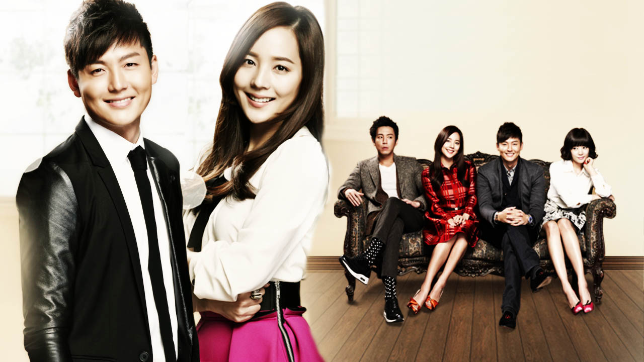 Korean Dramas A Hundred Year's Inheritance