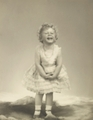 A baby Queen Elizabeth