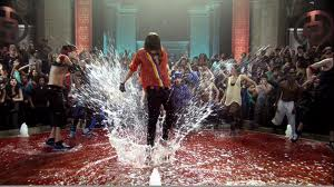 Adam G. Sevani/Moose in Step up 2: The streetdance, Step up 3,and Step up 4: Revolution