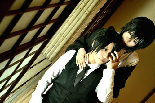 Akito & Hatori cosplay