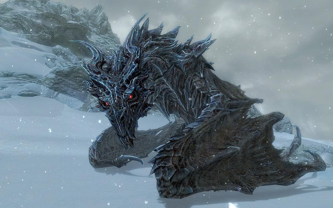 AlDuin - Elder Scrolls...