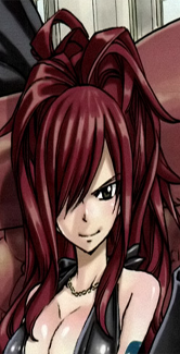 Erza Scarlet wallpaper probably containing animê titled All that I have of Erza