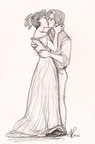 真假公主 and Dimitri