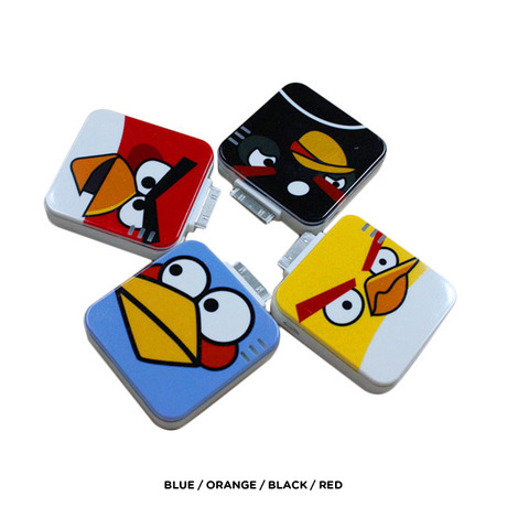 Angry Birds Rechargeable Battery for iPhone & iPad