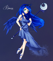 Anime Princess Luna
