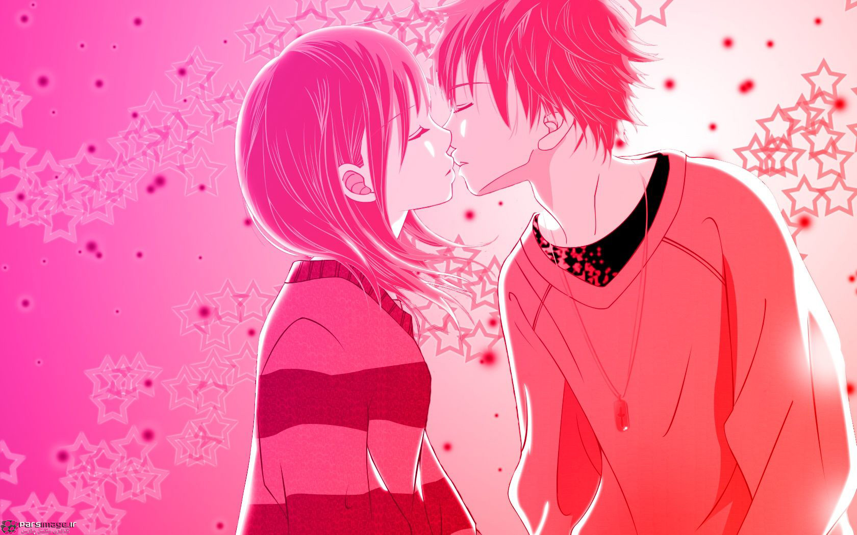 Love Wallpaper For Man : Anime couple Valentine s Day - msyugioh123 Photo (33215037 ...