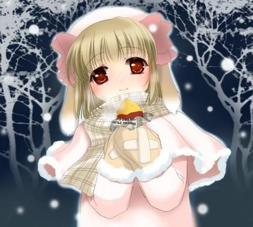 日本动漫 girl winter