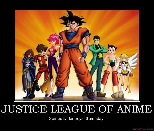 anime justice league