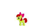 Apple Bloom - my-little-pony-friendship-is-magic-oc photo