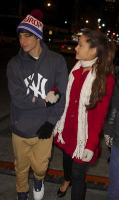 Ariana and Jai