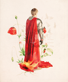 Arthur Pendragon - merlin-on-bbc fan art