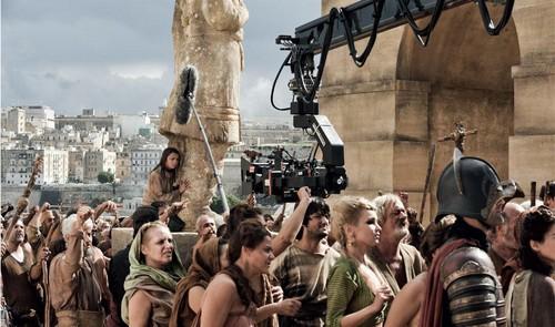 Arya Stark- Behind the Scenes