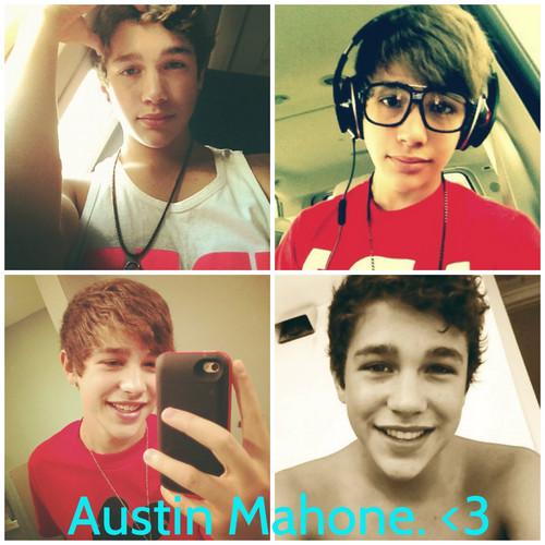 Austin Mahone.(: