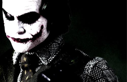 B/W model Joker