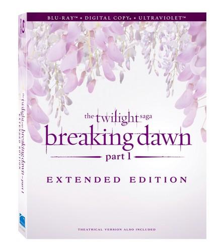BD Part 1 DVD