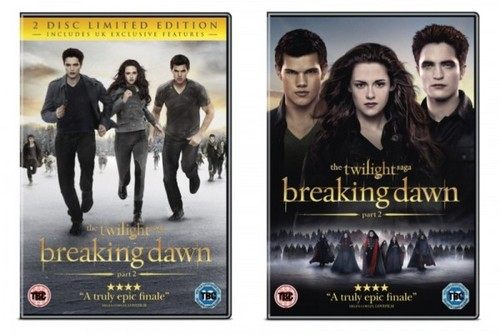 BDp2 DVD / Blu-ray Cover
