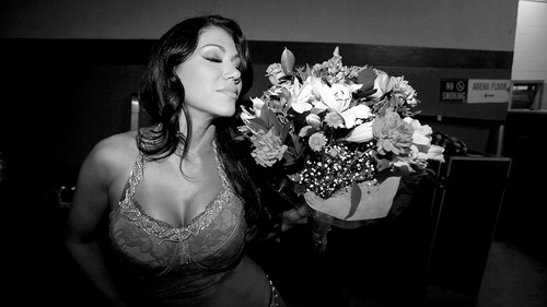 Backstage Pass: Rosa Mendes