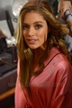 Backstage Victoria's Secret Fashion Show 2012