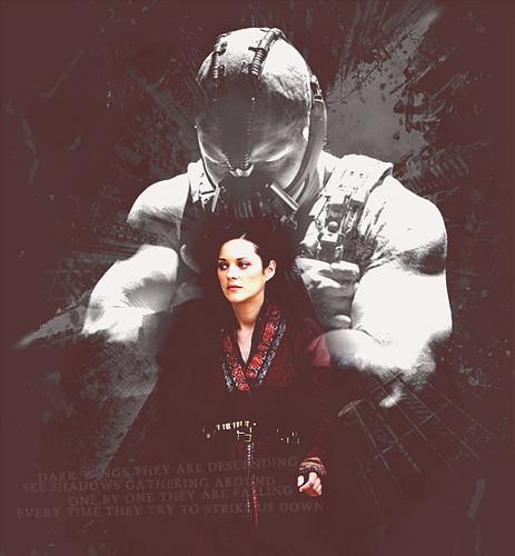 Bane and Talia