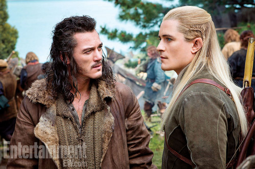 Bard and Legolas!