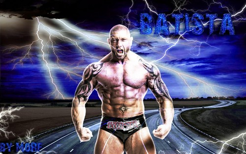 WWE wallpaper titled Batista wallpaper