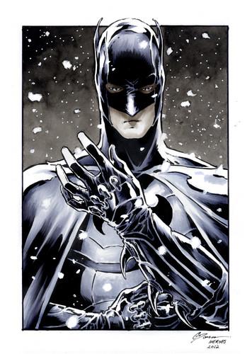Batman Steppin Out