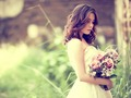Beautiful Bride - cynthia-selahblue-cynti19 wallpaper