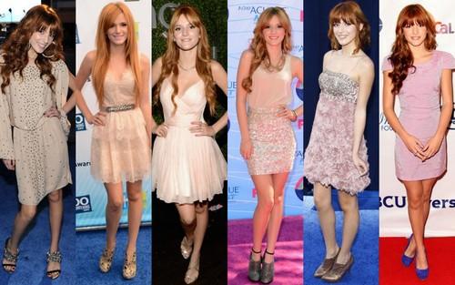 Bella Thorne dress