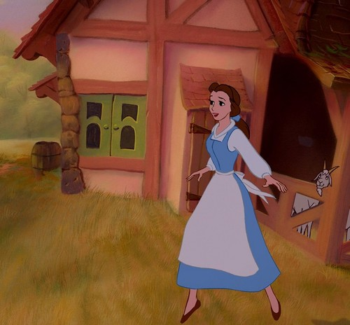 Belle and Pocahontas wallpaper probably containing a bridesmaid, a polonaise, and a dress entitled Belle