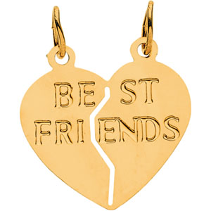 Best Friends halskette
