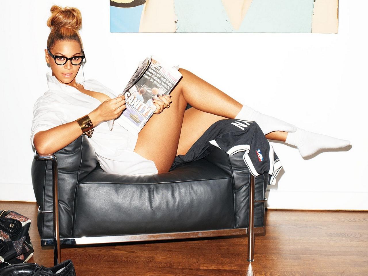Beyonce Beyonce GQ 2013