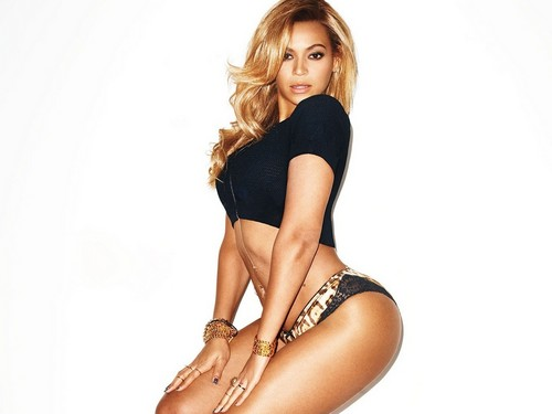 Beyonce wallpaper possibly containing a leotard and tights entitled Beyonce GQ 2013