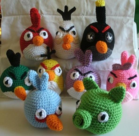 Birds I make