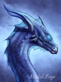Blue Dragon - dragons photo