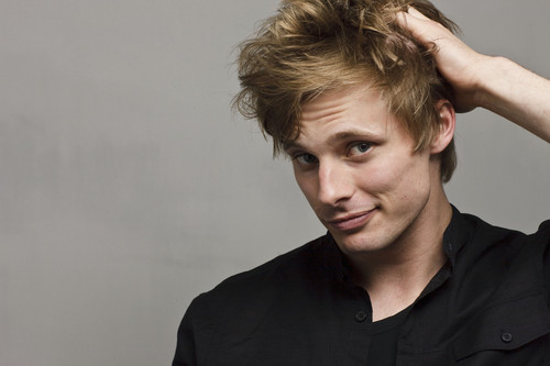Bradley James wallpaper probably containing a portrait entitled Bradley James