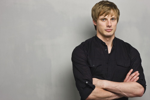 Bradley James wallpaper probably containing a well dressed person titled Bradley James