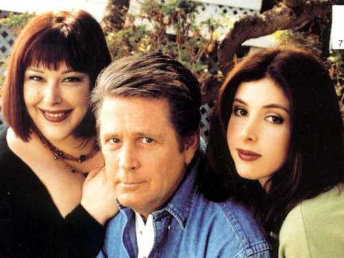 Brian, Carnie & Wendy Wilson