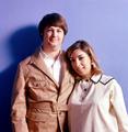 Brian & Marilyn Wilson