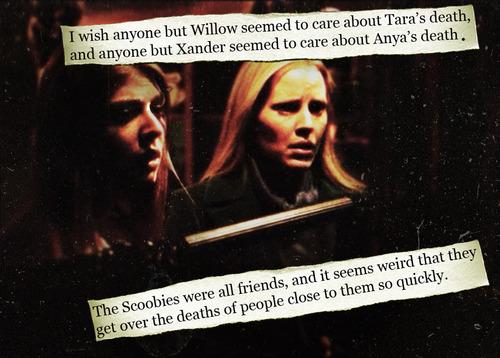 Buffy Confessions