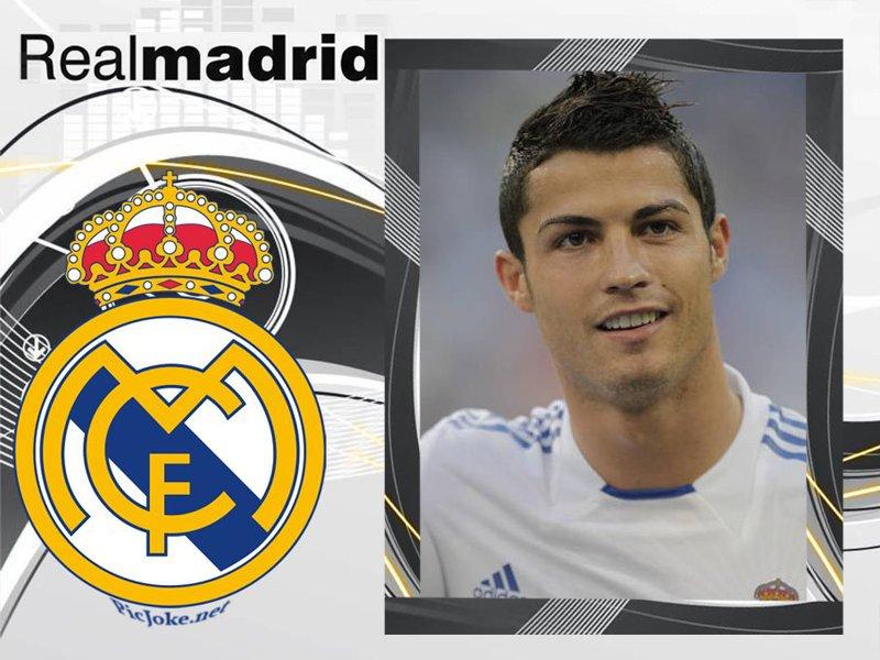 Cristiano Ronaldo CR7 Real Madrid