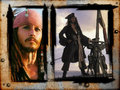 Capt. Jack Sparrow - johnny-depps-movie-characters fan art